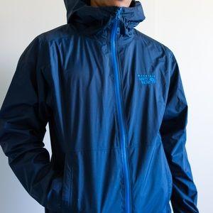 Blue Mountain Hardwear Rain Jacket